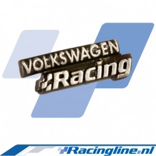 VWR Pin Badges - Volkswagen Racing Logo