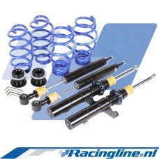 VWR StreetSport Coilover Suspension Kit - Golf 7 R Fixed